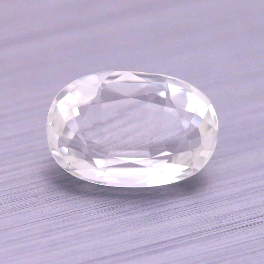 1.82ct Oval Mixed cut Sapphire