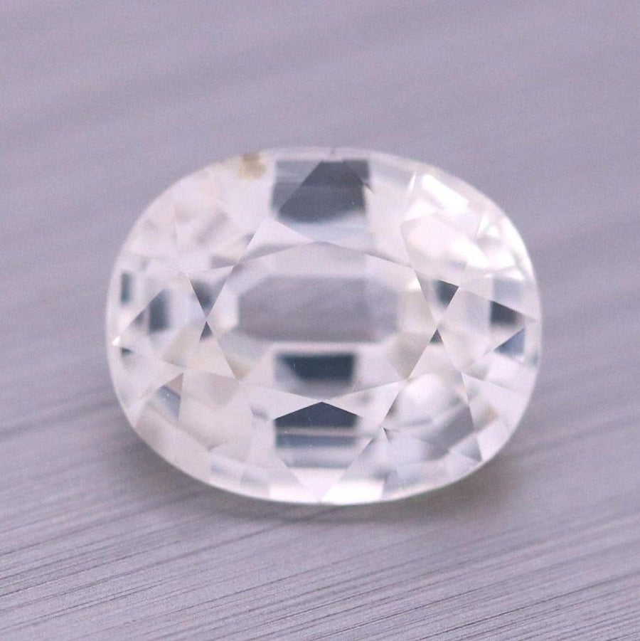 1.39ct Oval Mixed cut Sapphire