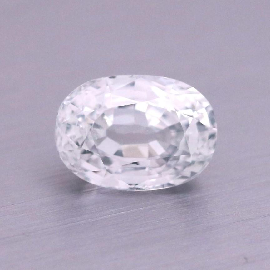 2.25ct Oval Mixed cut Sapphire