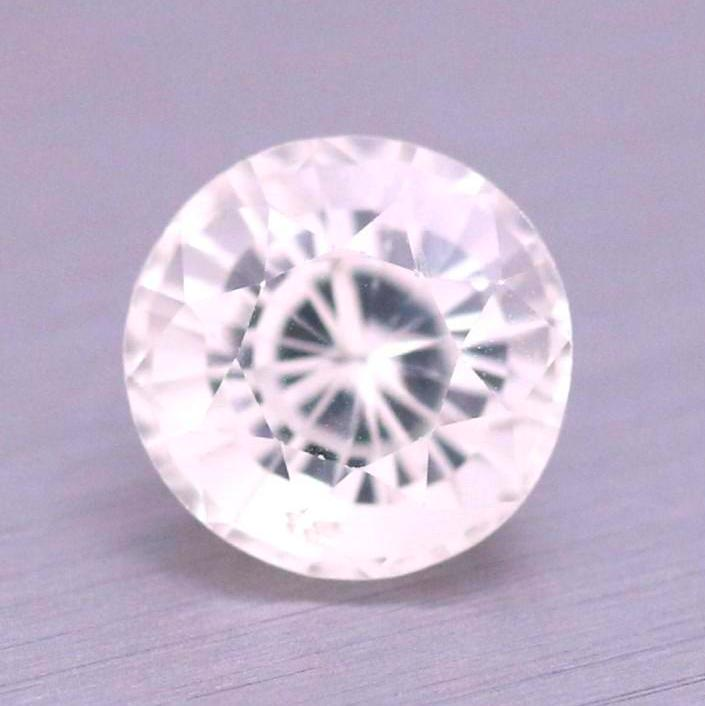 1.93ct Round Mixed cut Sapphire