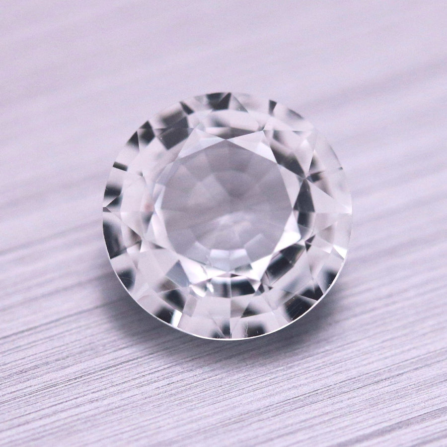 1.70ct Round Mixed cut Sapphire