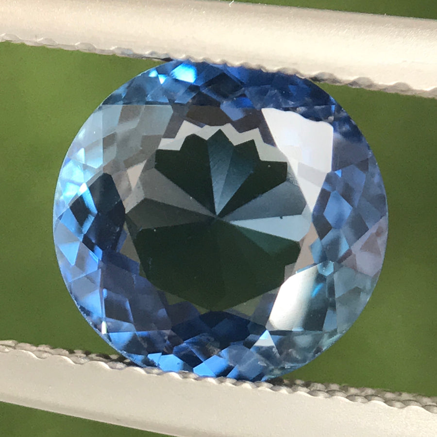 1.94ct Round Mixed cut Sapphire