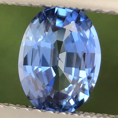 1.35ct Oval Mixed Cut Sapphire