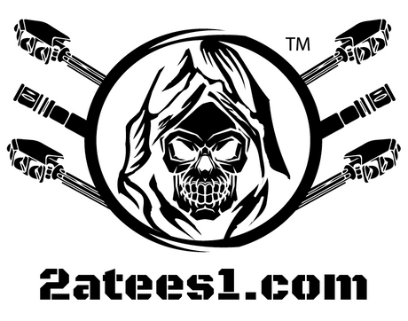 2atees1 reaper - t-shirts hats