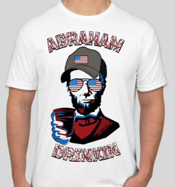 ABRAHAM DRINKIN - 2atees1