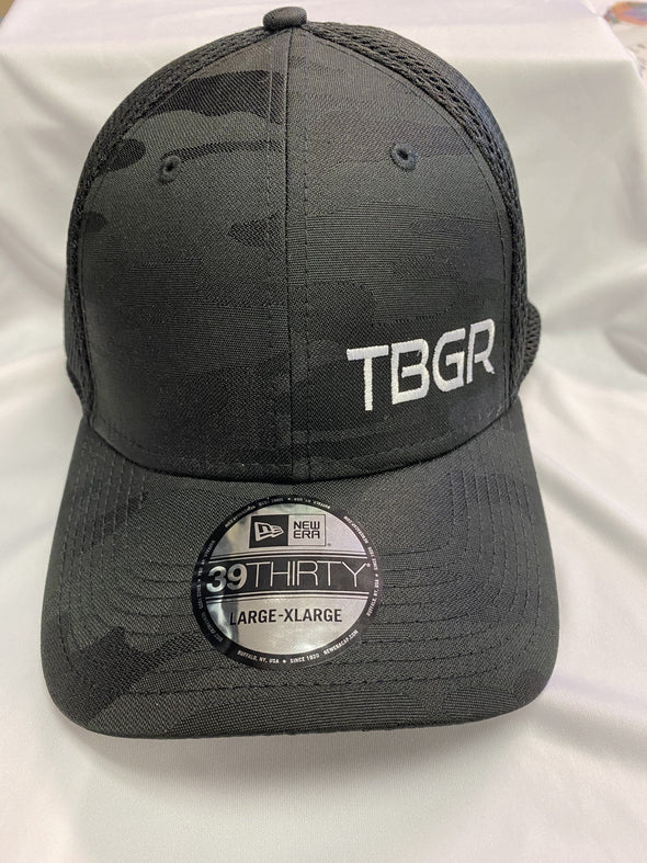 TBGR  Black Camo Flex fit