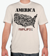 AMERICAN MAP - 2atees1