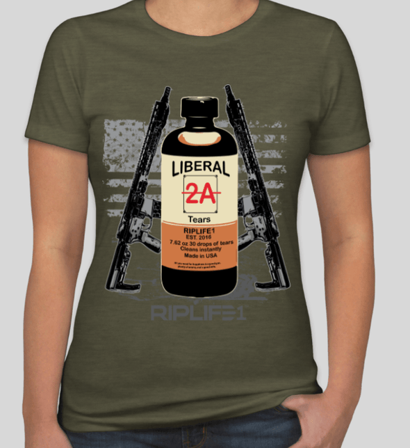 LIBERAL TEARS - Women's - 2atees1