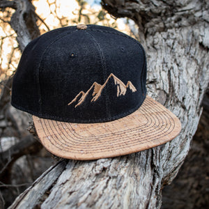 Mountain Range Snapback