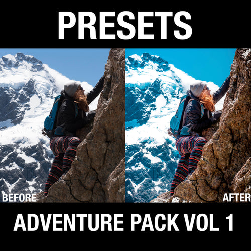 Lightroom Preset vol 1
