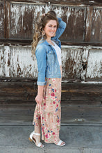 Load image into Gallery viewer, Floral Prairie Skirt S-3X