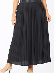Jessie pleated skirt