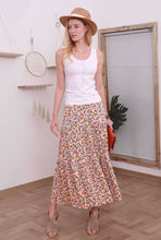 Load image into Gallery viewer, Natural Rose Prairie Skirt