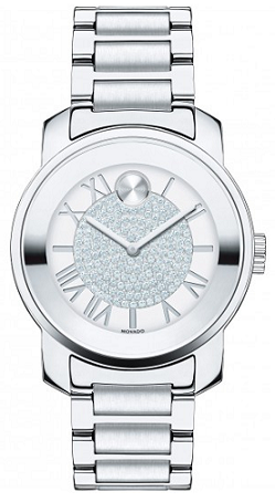 WATCH IT! Movado Bold Luxe Crystals 3600254