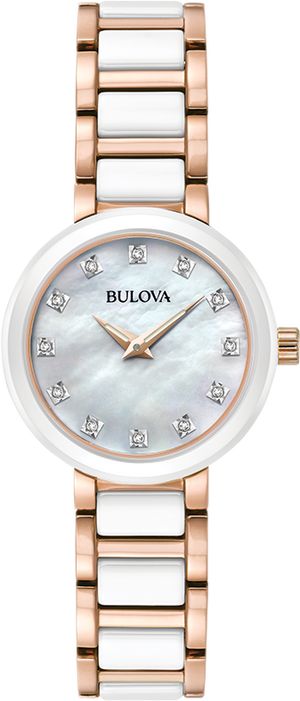 Bulova Diamond Ladies