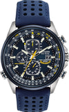 Citizen Eco-Drive World Chronograph A-T Blue Angels