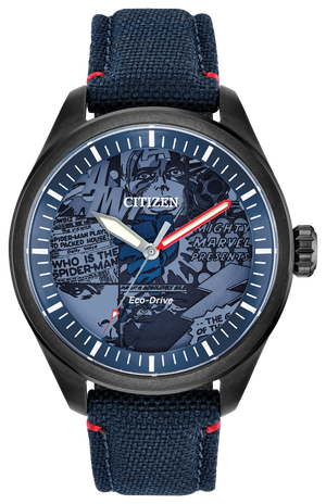 Citizen Eco-Drive Marvel Heroes