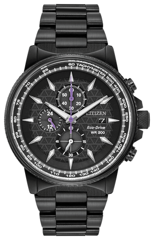 Citizen Eco-Drive Black Panther