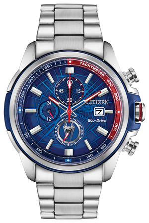 Citizen Eco-Drive Spider-Man