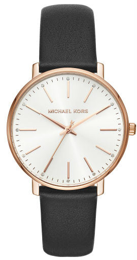 Michael Kors Pyper Leather