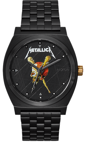 Nixon Time Teller Metallica Pushead A0453108
