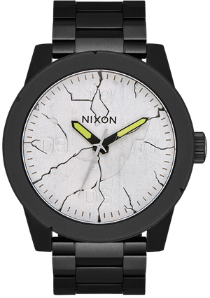 Nixon Corporal SS Metallica And Justice For All A3463104