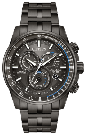 Citizen Men's Eco-Drive Perpetual Chrono A-T AT4127-52H