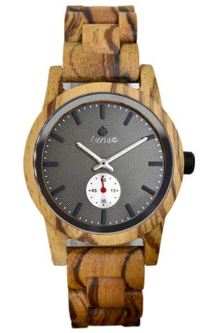 Tense Hampton Wooden Watch B4700Z-B