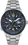 Citizen Eco-Drive Promaster Blue Angels Nighthawk SS BJ7006-56L