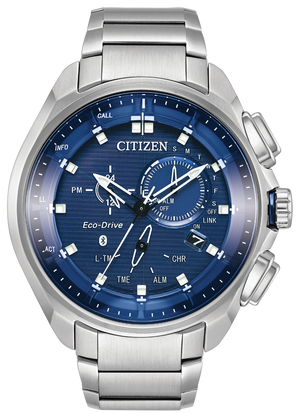 Citizen Men's Eco-Drive Proximity Pryzm BZ1021-54L