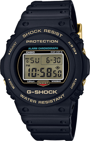 Casio G-Shock 35th Anniversary LTD-DW5735D-1B