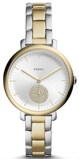 Fossil Jacqueline Leather Subeye SS ES4439