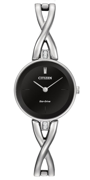 Citizen Eco-Drive Silhouette Bangle