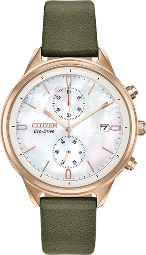 Citizen Eco-Drive Chandler FB2008-01D