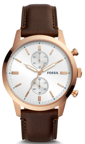 Fossil Townsman Leather FS5468