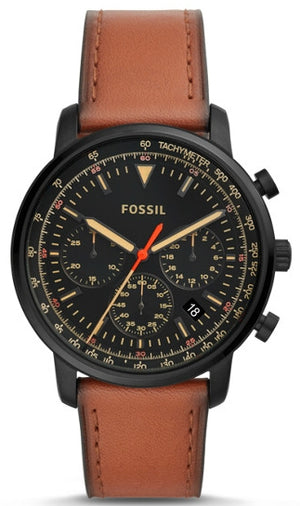 Fossil Goodwin Chrono Leather FS5501