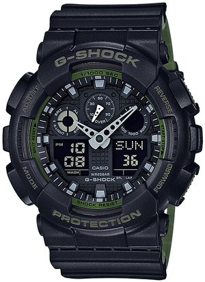 Casio G-Shock GA100L-1A