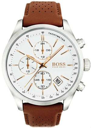 Boss Grand Prix Leather 1513475