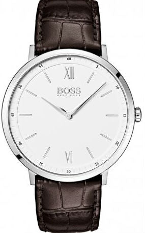 Boss Essential Ultra Slim Leather 1513646