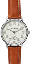 Jack Mason Field Camp Leather 38mm JM-F401-001