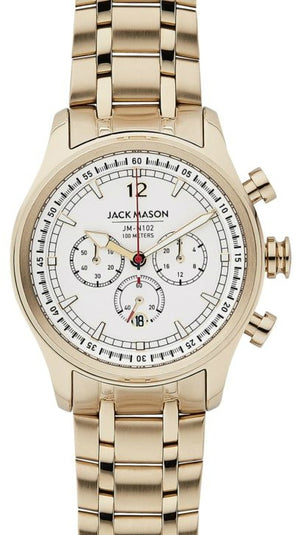 Jack Mason Nautical Chronograph SS 42mm JM-N102-341