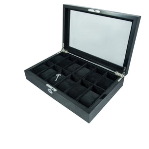 Medium 12 Piece Watch Box