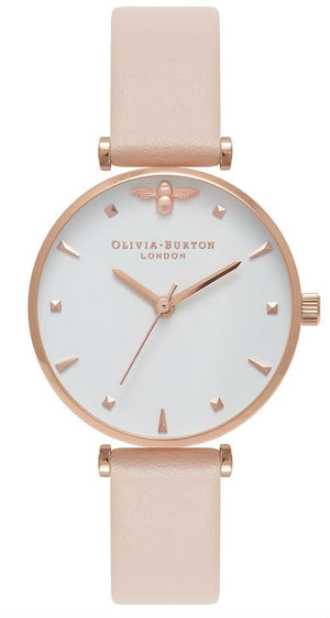 Olivia Burton T-Bar Leather OB16AM95