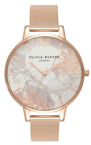 Olivia Burton Abstract Florals OB16VM15