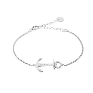 Paul Hewitt Anchor Spirit Bracelet Silver