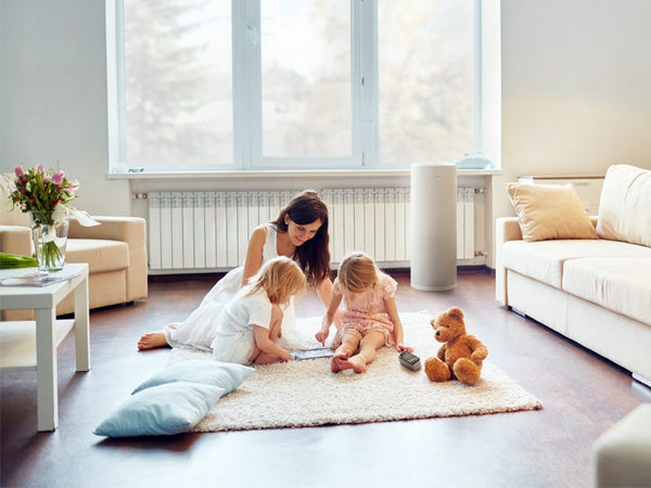 LIFA air safe around kids and pets