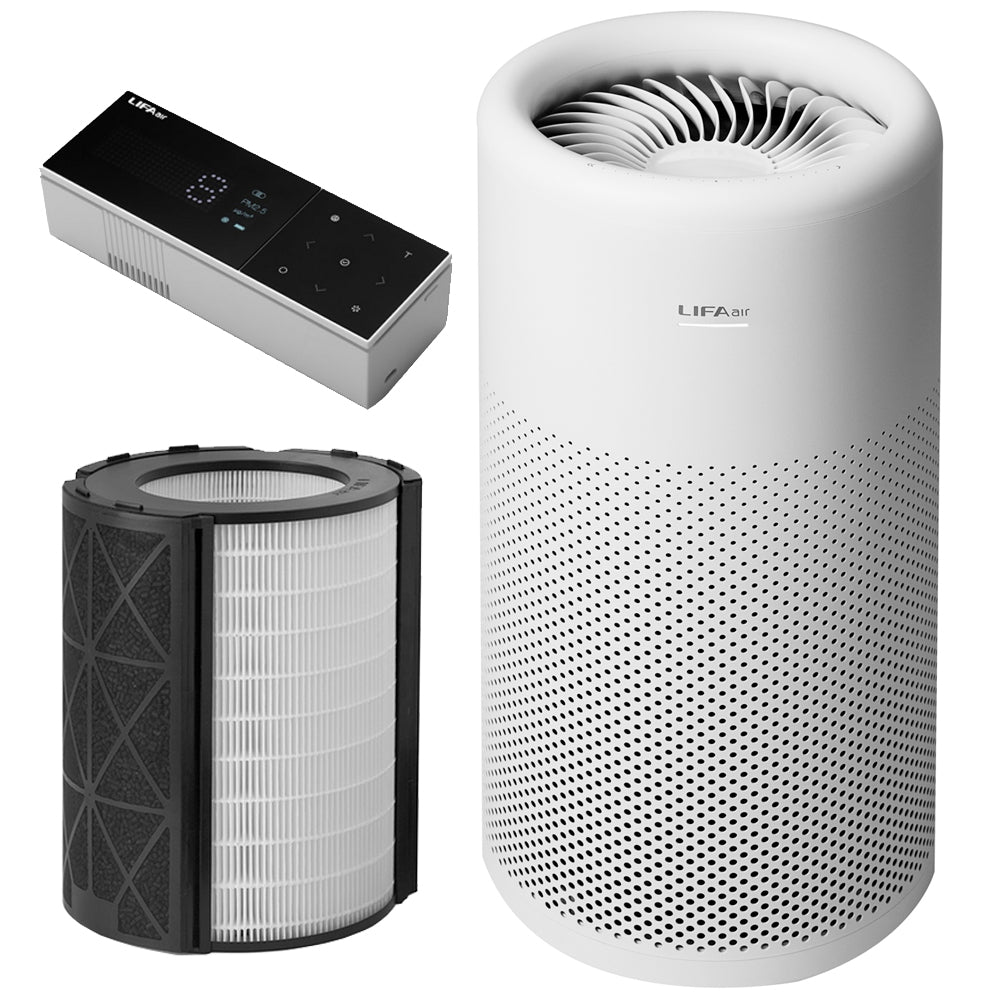 Home air purifier filters