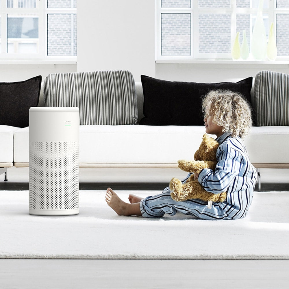 Child friendly air purifier