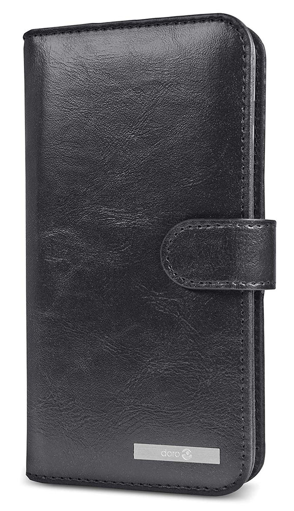 Doro 8040 Wallet Case  (Black)