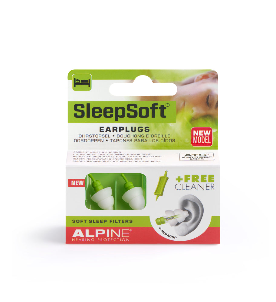 Sleep Soft Ear Plug